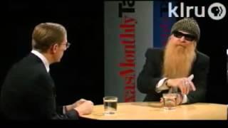"ZZ Top: Billy Gibbons Interview ""Beard Talk"""
