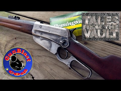 Tales from the Vault, Part 1: The Winchester Model 1895 - Gunblast.com