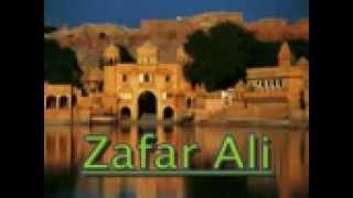 Tadpa Ke Jane Wale - Zafar Ali.flv