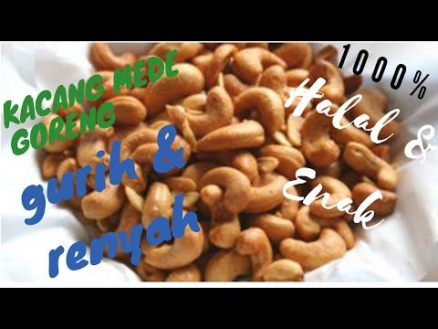 Trik menggoreng kacang bawang yang benar, renyah, gurih dan cantik warnanya, tidak berminyak.