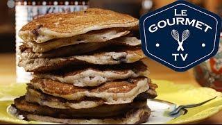 Lemon Blueberry Pancakes - Recipe - Legourmettv