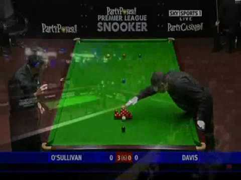Ronnie O'Sullivan - snooker loopy