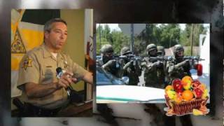 Merced County Sheriff Mark Pazin Operation: Fruit Basket