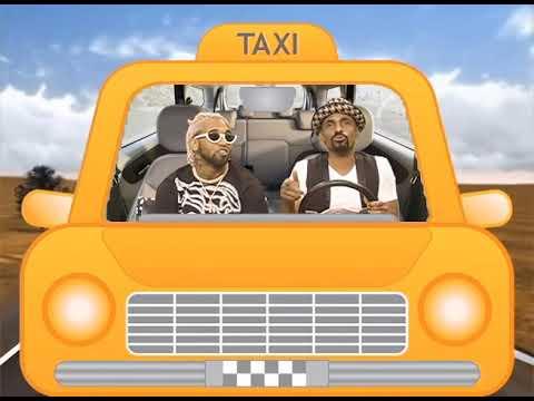 Bryant Myers Se Monta En El Taxi De Boca de Piano es un Show
