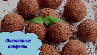 Десерты Шоколадные конфеты из пшена #рецепты