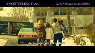 A most violent year - Bande-annonce VOST