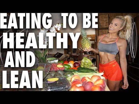 Eating Healthy & Burning Fat