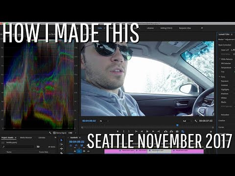 How I Made This: SEATTLE NOVEMBER 2017