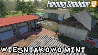 ️Prezentacja mapy - Wieśniakowo Mini | Farming Simulator 19 | NetNar