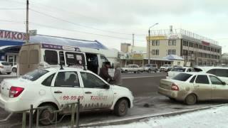Нарушители ПДД в Астрахани.  Каждый день одно и тоже.