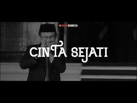 Bunga Citra Lestari - Cinta Sejati | Tribute To BJ Habibie (Lyrics Video)