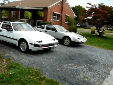 1985 Nissan 300ZX Turbo and 50TH anniversary October 2010