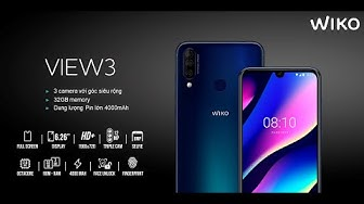 Mở hộp WiKo View 3 chỉ hơn 2 triệu|Unboxing WiKo View 3| Lazada
