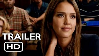 Some Kind of Beautiful Official Trailer #1 (2015) Jessica Alba, Pierce Brosnan Comedy Movie HD