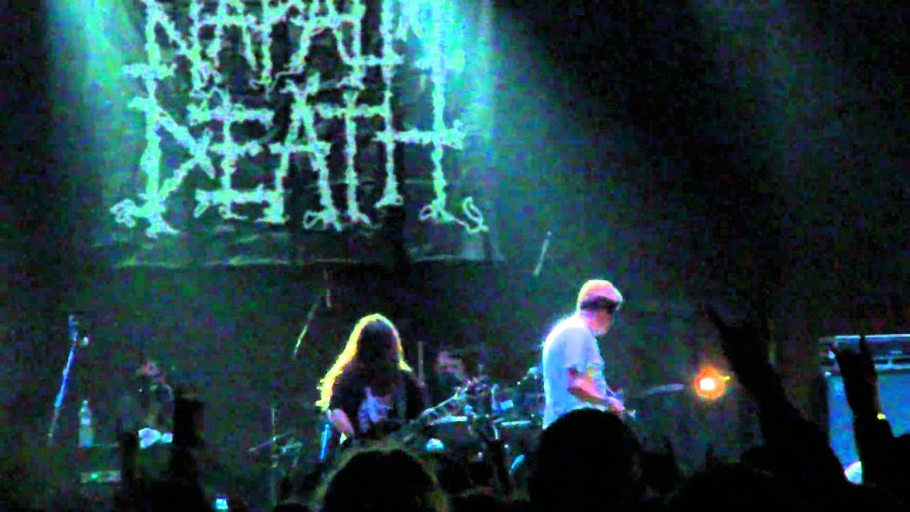 Download Napalm Death - Suffer the Children - Brutal Assault 2010