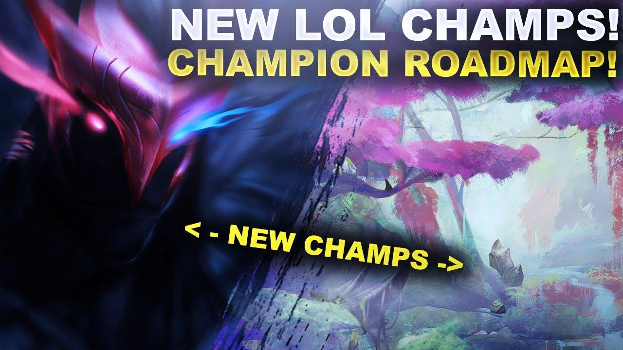 Lol Champion Roadmap