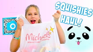 Squishy Haul From Michaels : Squishies at michaels michaels squishy haul NY HUB