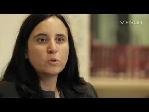 Les métiers de la recherche dans l'entreprise, exposé de Catherine Perret