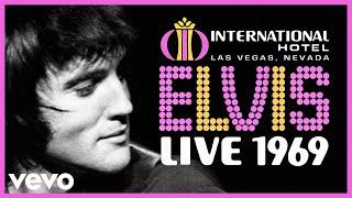 Elvis Presley - Live 1969 Unboxing
