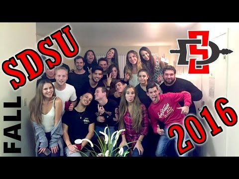 SDSU FALL 2016 AFTERMOVIE