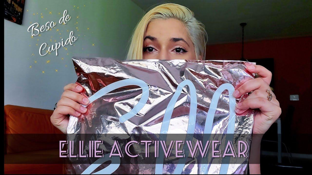 Ellie Activewear Subscripción Try-On - Unboxing Febrero