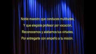 Misión Cumplida - Himno al Profesor Jubilado