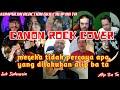 Kumpulan Skill Alip Ba Ta di Reaction Canon Rock Cover | Bule sampai mengulang ulangnya