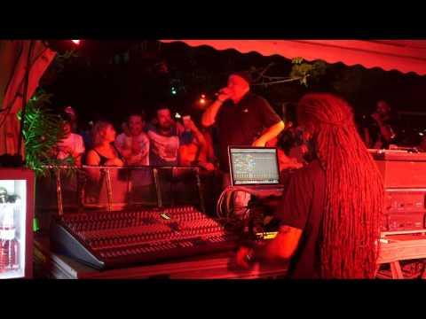 Live ZION TRAIN feat DUBDADDA - Dub Foundation - Reggae Sun Ska 2017