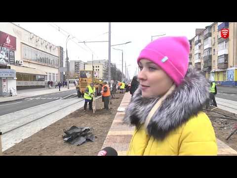 VITAtvVINN .Телеканал ВІТА новини: Неймовірне перевтілення вулиці Замостянської, новини 2019-01-05