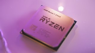 وهذا وحش الرايزن الجديد Amd Ryzen 7 2700X