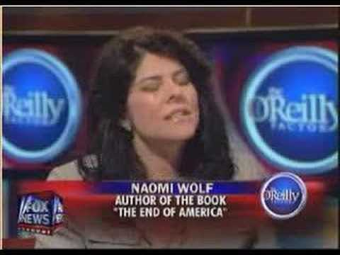 Naomi Wolf: No wonder Faux Attacked her!