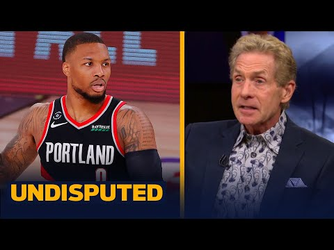 Skip & Shannon discuss if Portland is the biggest 1st-round threat to Lakers | NBA | UNDISPUTED