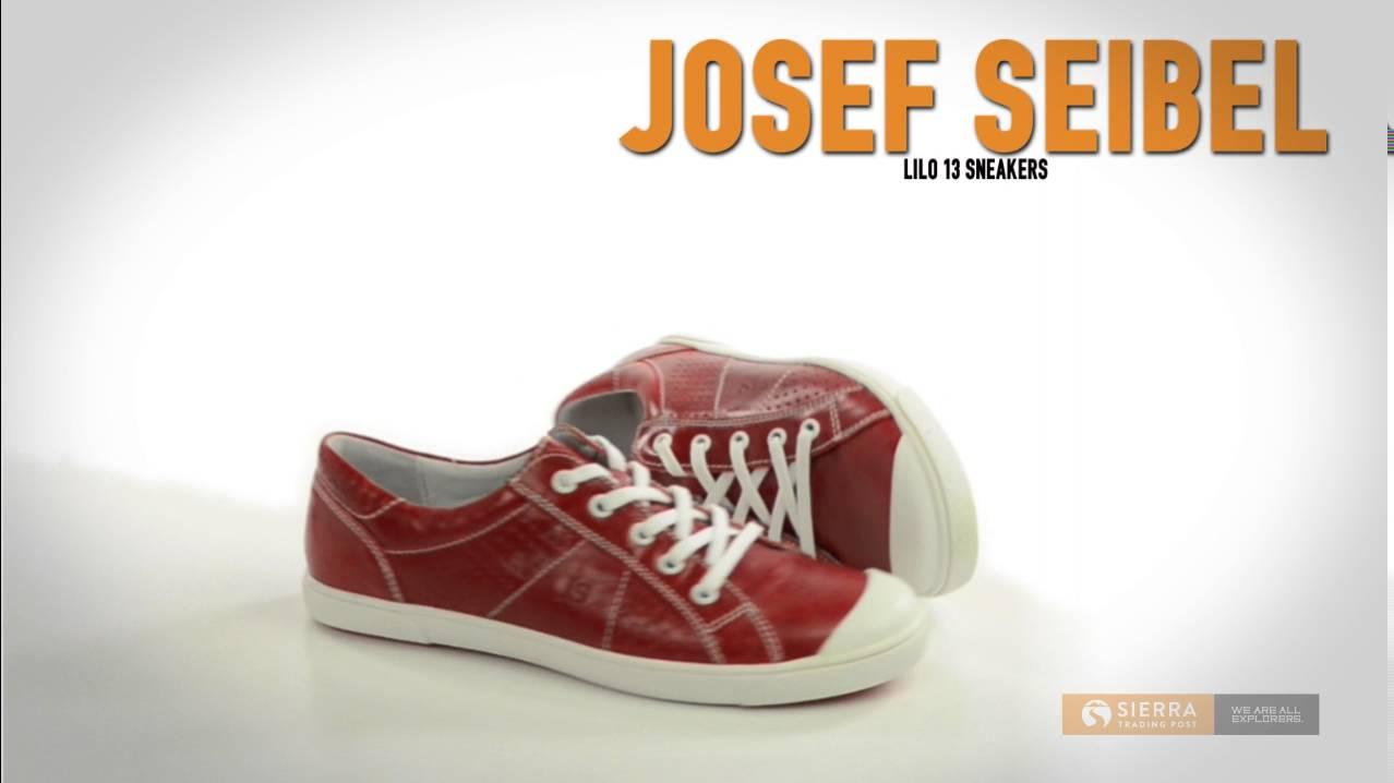 ea723b331c12b Josef Seibel Lilo 13 Sneakers - Leather (For Women) - YouTube