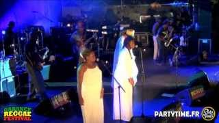 EVERTON BLENDER - Live HD at Garance Reggae Festival 2013