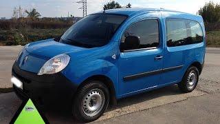 Продажа АВТО РЕНО Кангу Renault Kangoo пасс 2010 Тест драйв