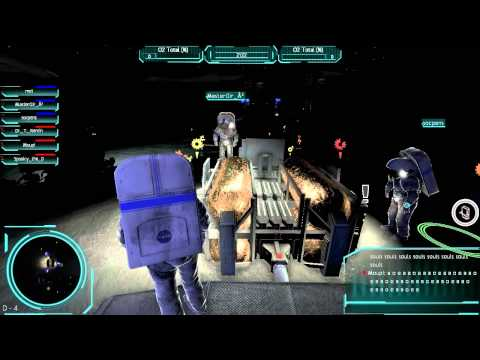 Moonbase 4lpha: *****y Space Skeletons