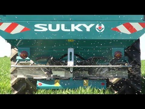 Sulky DX - Distributeur d'engrais