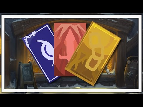 Hearthstone: Pick Your Fate (Tavern Brawl)