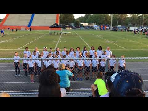 Bartow Elementary Academy Disney audition video 2018