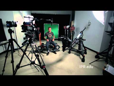 Digital Video Program | IPR Institute of Production and Recording