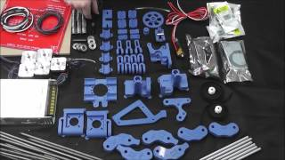 RepRap Prusa Mendel i2 Assembly Guide P1 - Additiveware International