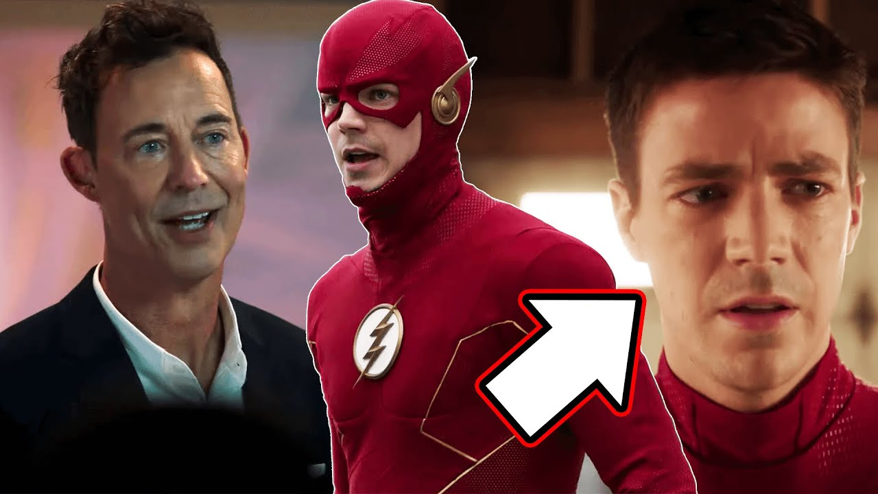 Download The Flash Season 8 Trailer Breakdown! New Justice League, New Mysteries and Timeline Changes!?