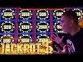 Sizzling Slot Jackpots - YouTube
