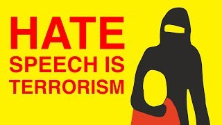 "CNN Says Hate Speech is a ""Form of Terrorism"""
