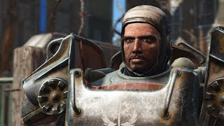 Прохождение Fallout 4 #28 Решаем судъбу паладина Данса,разбираемся с подземкой