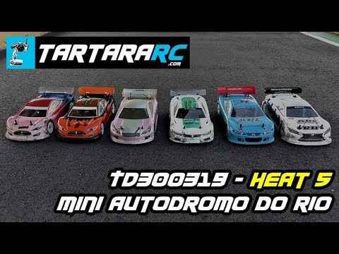 Vídeo: heat 5 - TD300319 mini autódromo do Rio