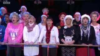 Fine Voice Singers Academy - Quay of Sea Voices on the BBC.
