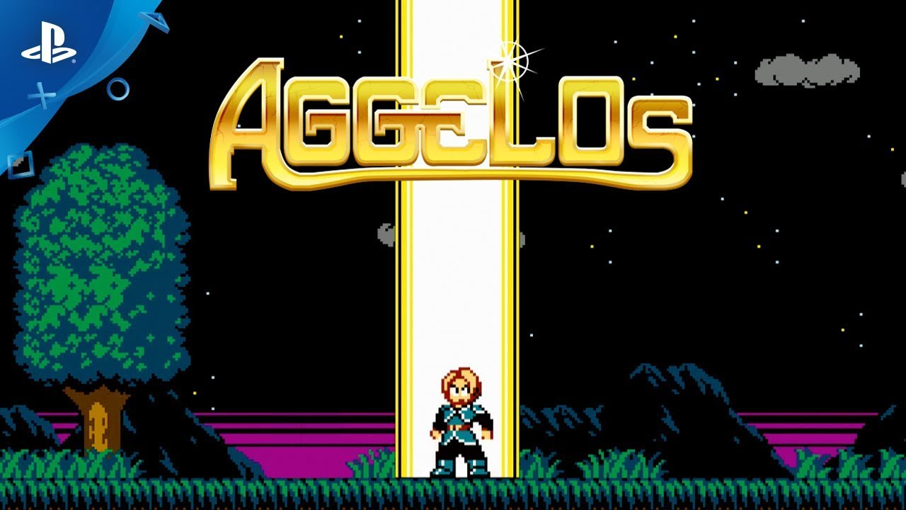 Aggelos - Launch Trailer | PS4