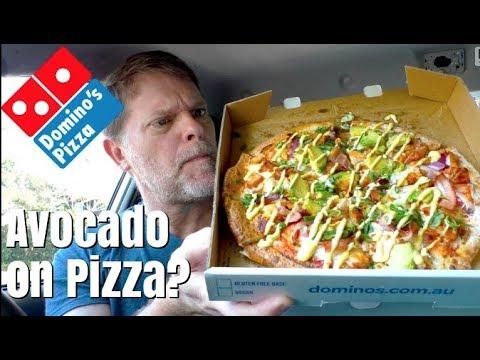 Domino's Chicken Bacon Avocado Pizza Review - Greg's Kitchen