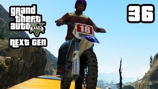 GTA 5 Next Gen Walkthrough Part 36 - Xbox One / PS4 - DERAILED
